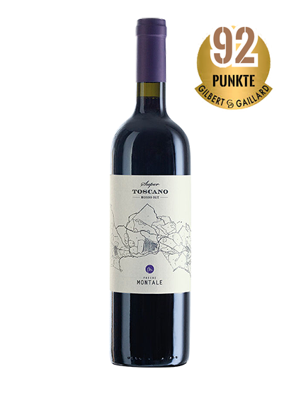 t_Podere Montale_Rosso Toscano IGT