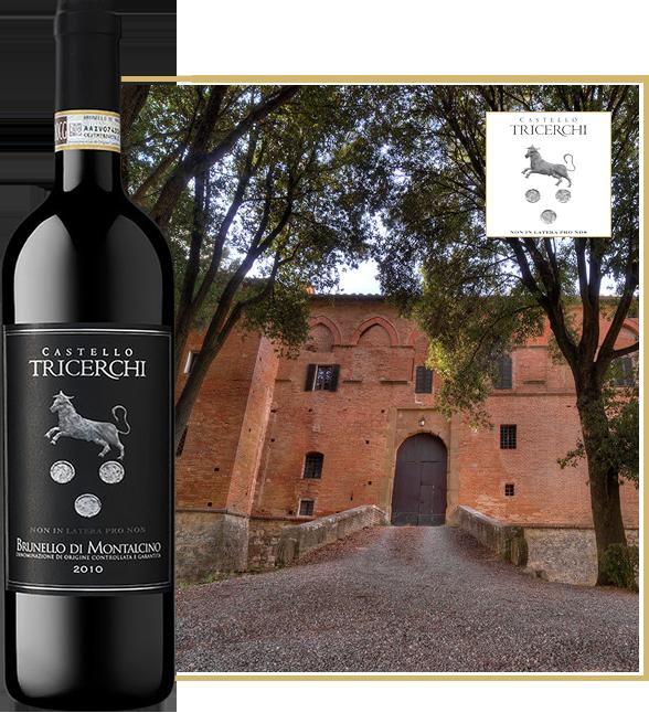Weingut_Castello Tricerchi